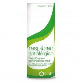 RESPIBIEN ANTIALERGICO NASAL 15 ML