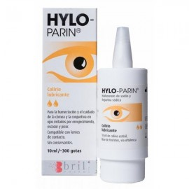 Hylo-Parin colirio 10 ml