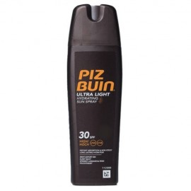 Piz Buin Ultra Light spf 30 Spray de 200 ml