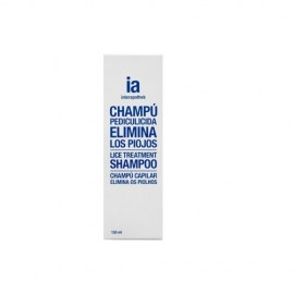 Champu antipiojos 150 ML Interapothek
