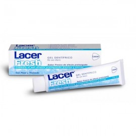 Gel dental Lacer Fresh , 75 ml