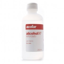 Alcohol Acofar 96 reforz 250 ml