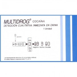 Test multidroga cocaina