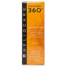 Heliocare 360 SPF 50+ Gel Oil Free 50 ml.