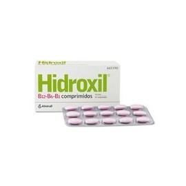 HIDROXIL B1 B6 B12 30 COMPRIMIDOS
