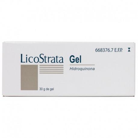 LICOSTRATA 2% GEL 30 GR