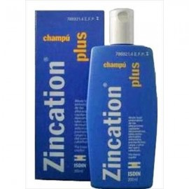 ZINCATION PLUS CHAMPU