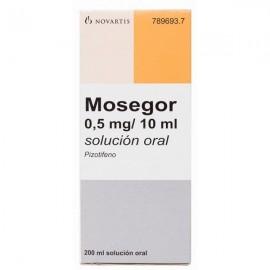MOSEGOR SOLUCION ORAL 200 ML