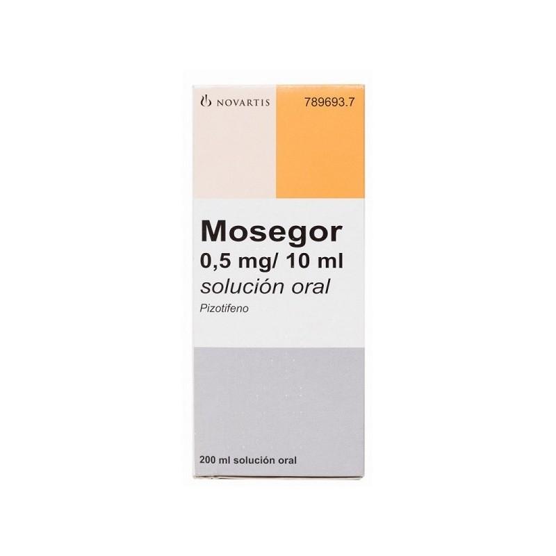Mosegor Solucion Oral 200 ml - Farmahouse