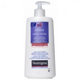 Neutrogena Visibly Renew SPF 25 Loción Corporal Elasticidad Intensa 400 ml.