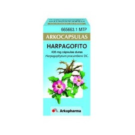 ARKOCAPSULAS HARPAGOFITO 168 CAPS