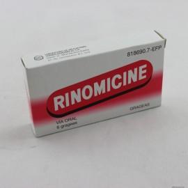 RINOMICINE 6 GRAG