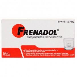 FRENADOL 10 COMP EFERV