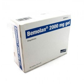 BEMOLAN 2000 MG GEL ORAL