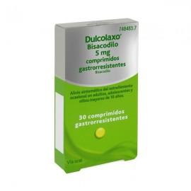 DULCOLAXO 5 MG 30 COMP RECUB
