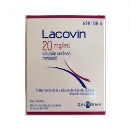 LACOVIN 2% SOL 4 FRASCOS 60 ML