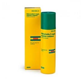 HIDROCISDIN 5 MG/G ESPUMA CUTANEA 50 GR