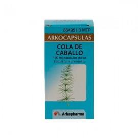 ARKOCAPSULAS COLA CABALLO 48 CAPS
