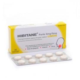 HIBITANE FORTE LIMON 20 COMP P/CHUP