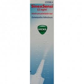 VICKS SINEXSENSI 0,5 MG/ML SOL 15 ML