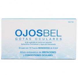 OJOSBEL COLIRIO 10 MONOD 0,5 ML