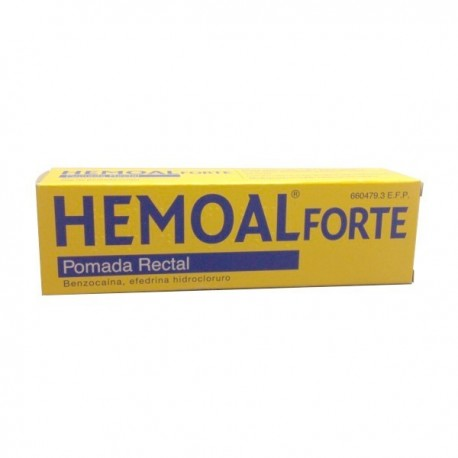 HEMOAL FORTE 50 g precio