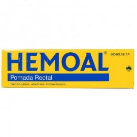 HEMOAL RECTAL PDA 50 GR