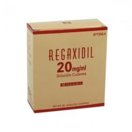 REGAXIDIL 20 MG/ML SOL CUTANEA 60 ML