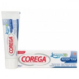 Corega Total Crema Fijadora Adhesivo Prótesis Dental 40 ml
