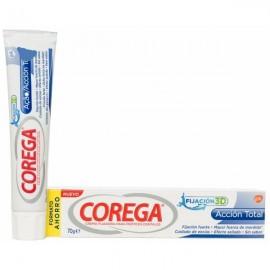 Corega Total Crema Fijadora Adhesivo Prótesis Dental 75 ml