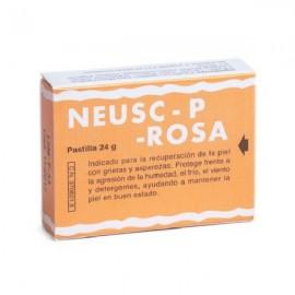 Neusc P rosa pastilla 24 gr