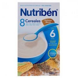 Nutribén® 8 cereales y galletas María 600g
