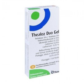 Thealoz Duo Gel 0.4 ml. 30 Unidosis.