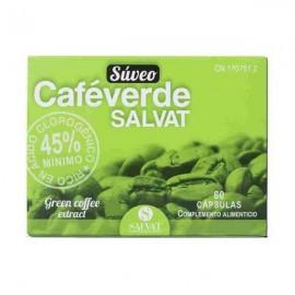 Súveo Salvat café verde 60cáps