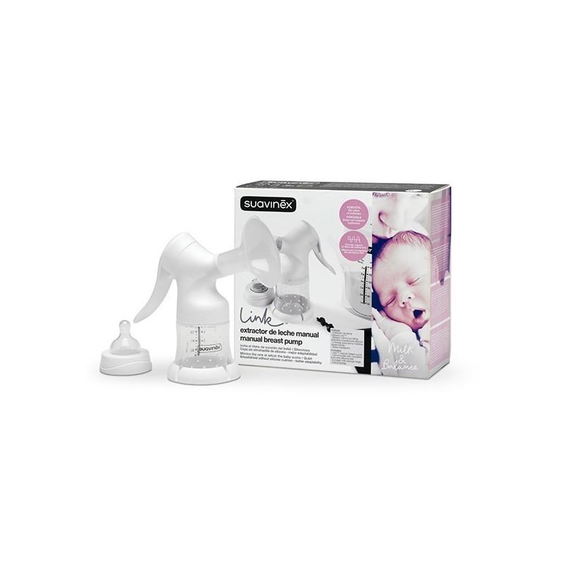 Suavinex Lactancia Sacaleches Manual