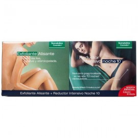 Somatoline Kit Tratamiento Completo Noche + Exfoliante.