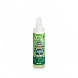 Nosa spray desenredante árbol del té verde 250ml