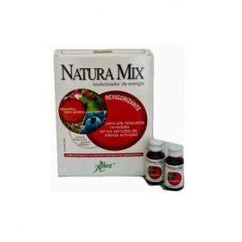 Aboca Natura Mix Revigorizante 10 Frascos