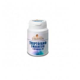 LaJusticia Triptófano con Magnesio + Vit. B6 60comp