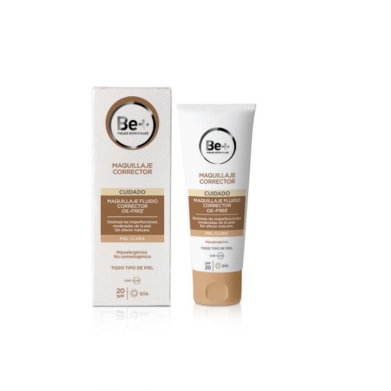 maquillaje fluido oil free