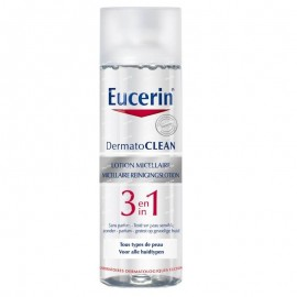 DES DERMATOCLEAN EUCERIN EYE LOTION 125 ML