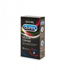 Durex® climax mutuo 12 unidades