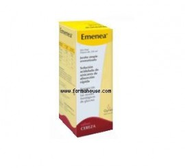 EMENEA CHERRY  BOTTLE 250 ml