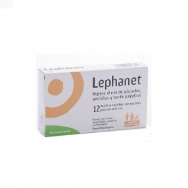 Lephanet toallitas estériles 12uds