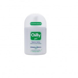 Chilly® gel higiene íntima fórmula fresca 250ml