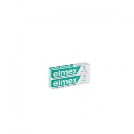 Elmex Pasta Sensitive Plus 75ml+75ml