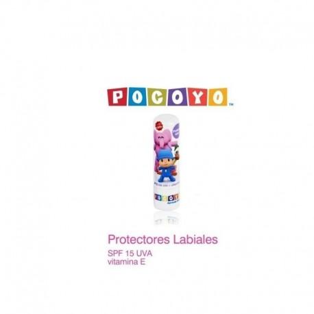 Protector labial Pocoyo spf15
