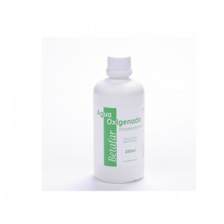 Betafar agua oxigenada 250ml