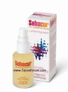 SEBACUR GEL 30 ml