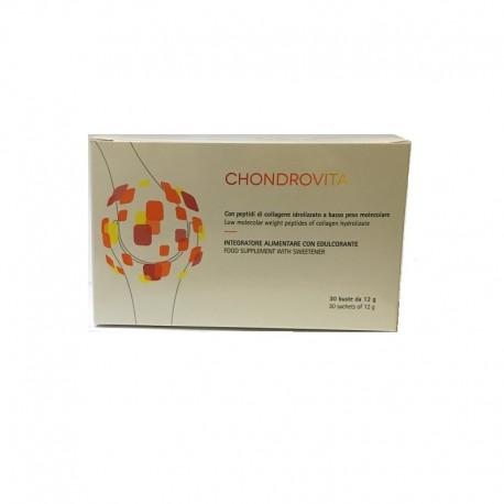 chondrovita colageno hidrolizado 30 sobres de 12 gr